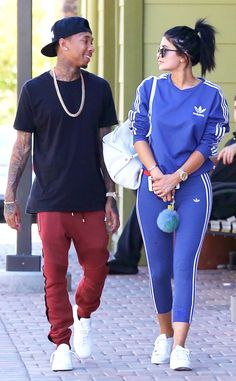 Kylie Jenner & Tyga from The Big Picture: Today's Hot Pics | E! Online