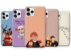 Harry Potter Phone Case, Ron Weasley, Draco, Plastic Case, Iphone Cases, Colours, Product Description, Printing, Dog