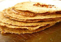 Paleo Flax Tortillas (Gluten/Grain/Starch/Egg/Corn/Soy/Nut Free) : Brittany Angell