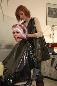 Bildergebnis für forced perm hair for sissy