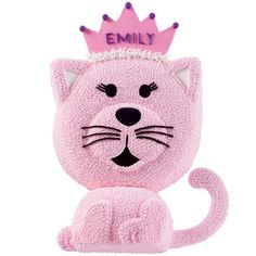 Kitty-cat Princess Cake