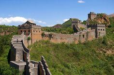 great wall china | Great Wall of China / Jakub Hałun, Wikimedia Commons / CC BY-SA 3.0