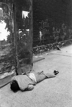 Jill Freedman captured overlooked subjects in black and white.