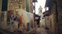 Murales Cibiana di Cadore Belluno Dolomiti Veneto Italia by Emanuele Celot