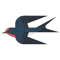 Artist Illustrates 25 Japanese Birds for Tokyo Bird Species Handbook Japanese Bird, Japanese Flowers, Bird Graphic, Different Birds, Bird Book, Paper Birds, Young Animal, Bird Illustration, Bird Drawings