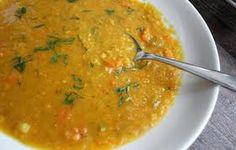Gulrot- og linsesuppe  #meatless
