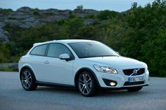 After Nursing school...dis will eaither be my graduation gift OR my first grown up purchase. My white Volvo C30 turbo!!!