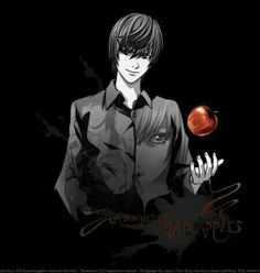light yagami.. Death note