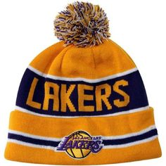 b709e97963ae34 2017 Winter NBA Fashion Beanie Sports Fans Knit hat Lakers Cap, Nba  Fashion, Nba
