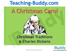 A Christmas Carol teaching resources - PowerPoint and worksheets