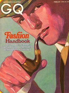 Gentlemen's Quarterly, February 1972