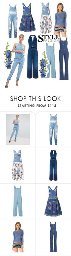 """Style is my Passion!"" by lalu-papa ❤ liked on Polyvore featuring Pepe Jeans London, Amen, Kenzo, STELLA McCARTNEY, Vivienne Westwood, Mochi, Seea and M.i.h Jeans"