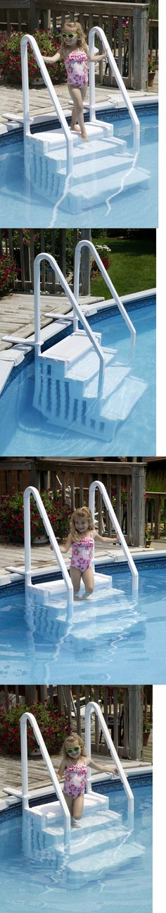 Pool Equipment Parts and Accs 181070: Easy Pool Step For Above Ground Swimming Pools -> BUY IT NOW ONLY: $220.26 on eBay!