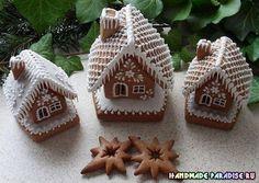 Medovnikov Navidad - pan de jengibre con sus propias manos