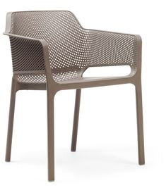 Net Chair - Taupe - Nardi
