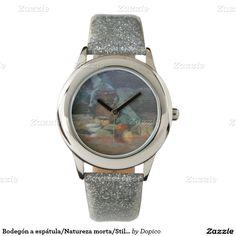 Bodegón a espátula/Natureza morta/Still life Relojes De Pulsera