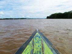 Boating in the Amazon l Peruvian Rainforest l Iquitos, Peru l @tbproject
