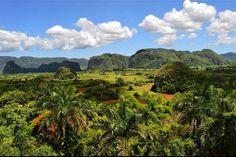 La tierra mas Linda de #Cuba #Viñales