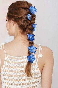 Rock 'n Rose Franny Bloom Hair Pin Set | Shop Accessories at Nasty Gal!