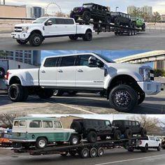 Jacked Up Trucks, Ford Trucks, Ford F450, Diesel Pickup Trucks, Royal Enfield Modified, Girls Show, Offroad, Badass, 4x4