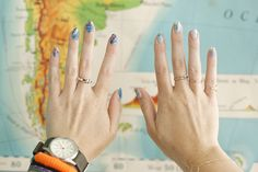 Stella McCartney Resort Nails 9 by ebmonson, via Flickr