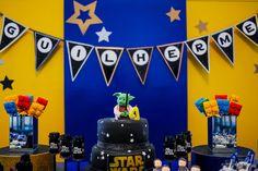 star wars party, lego party, festa lego, festa guerra nas estrelas, festa de menino, madame tutu, party planning, star wars cake, bolo