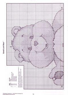 Care Bears - Good Luck Bear 1 of 2