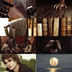 Young Remus Lupin