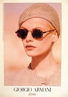 a918cb6100f Giorgio Armani 90s Vintage Sunglasses Vintage Sunglasses