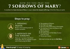 7 Sorrows of Mary