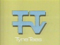 I present to you the Tyne Tees Television logo through out it's history. Tyne Tees part of ITV broadcasting at the north east of England. Itv Weather, Tv Ark, Film Distribution, Sports Channel, Uk History, Coronation Street, Chevrolet Logo