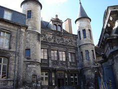 Troyes,Hôtel particulier d'Antoine Hennequin, receveur des tailles de la ville  musée historique de la Champagne et de la bonneterie.