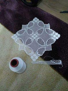 Crochet Doily Patterns, Crochet Art, Thread Crochet, Filet Crochet, Irish Crochet, Crochet Motif, Crochet Doilies, Crochet Stitches, Braidless Crochet