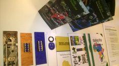 Kollega kävi eilen Afrikassa, eikun Helsingissä = Nordic Africa Day for Librarians. Tuliaisina mm. hienoja kirjanmerkkikäyntikortteja. http://www.nai.uu.se/events/africa-day-for-librarians-2014/