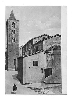 Ascoli com'era: Santa Maria Intervineas ('900)