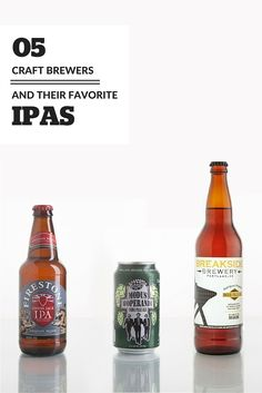 Here, we've asked five respected brewers what they reach for when they're in the mood for something hoppy.