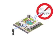 This Is How To Stop Drones Being Used To Fly Drugs Into Prisons