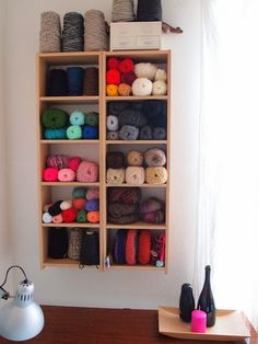 MY FAVORITES KNIT-HOOK: 35 ideas for better use and store office