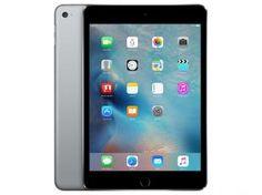 """iPad Mini 4 Apple 128GB Cinza Tela 7,9"""" Retina 4G - Wi-Fi Processador M8 Câmera 8MP + Frontal 1.2MP"""