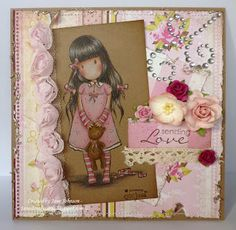Janes Lovely Cards : Search results for gorjuss