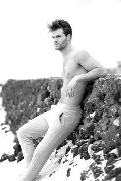 #beachboy #SummerStyle #model #guys #JamieRoche