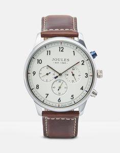 e79204fc290101 Huxley mens leather strap watch