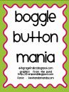 Boggle Button Mania product from 4th-Grade-Frolics on TeachersNotebook.com