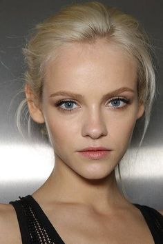 Ginta  - been looking for this models name for ages, saw her in a YSL advert about 2 yrs ago she is so freaken angelic! What a doll!