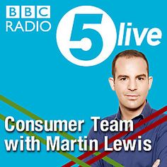Teen money advice 5 live Consumer Team with Martin Lewis
