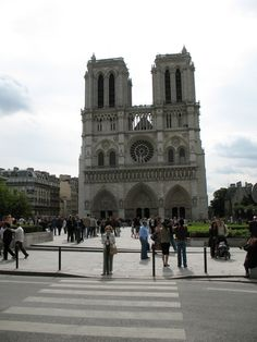 Norte Dame - Paris