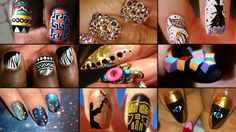 """Featured article on CNN: """"On main street and the runway, nail art is the new lipstick"""" [http://www.cnn.com/2012/02/10/living/fashion-week-nail-art/index.html]"""