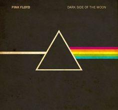 Pink Floyd- Dark Side of the Moon