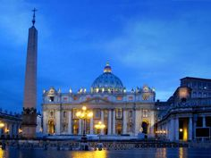 Vatican City, Italy| World's Best Places to Visit