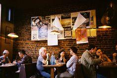 local cafe by golfpunkgirl, via Flickr